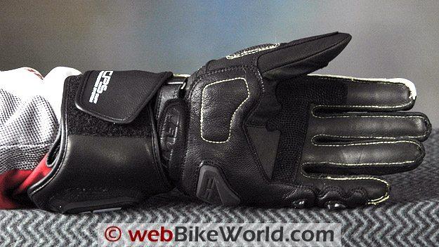 REV'IT! Jerez Gloves - Palm View