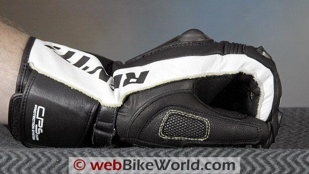 REV'IT! Jerez Gloves Stitching