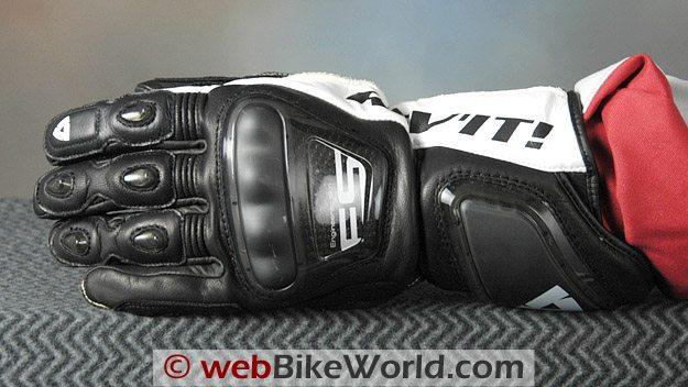 REV'IT! Jerez Gloves - Top View