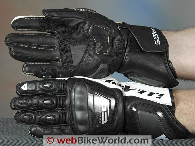 REV'IT! Jerez Gloves - Top and Bottom
