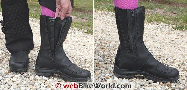 TCX Sunray Boots Zipper