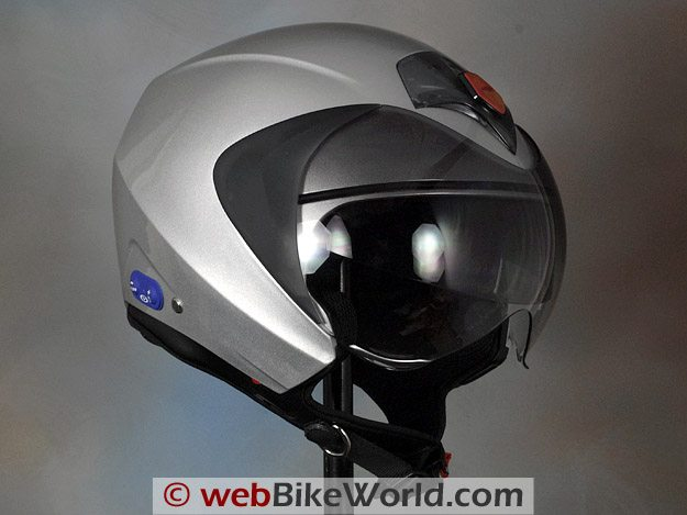 Vemar CKQI Bluetooth Motorcycle Helmet