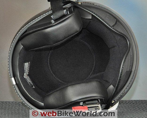 Zeus ZS-210C Helmet Liner