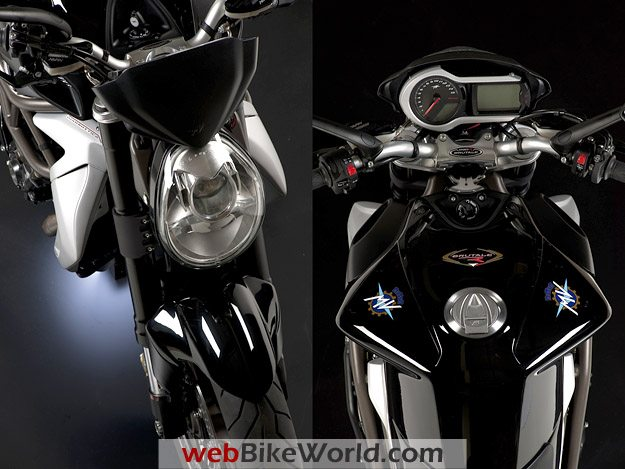 2010 MV Agusta Brutale 990R Views
