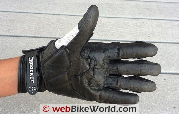 Joe Rocket Cleo Gloves - Palms