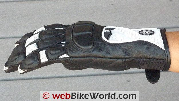Joe Rocket Cleo Gloves - Outside