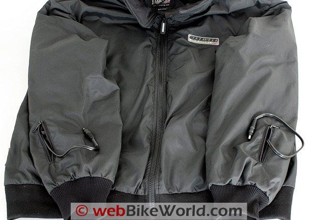 Gerbing's Microwire Heated Jacket Liner - Glove Connectors
