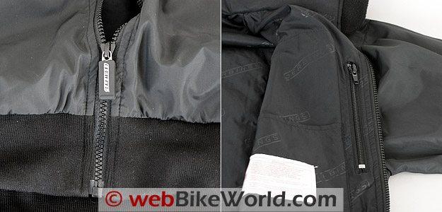 Gerbing's Microwire Heated Jacket Liner - Zippers