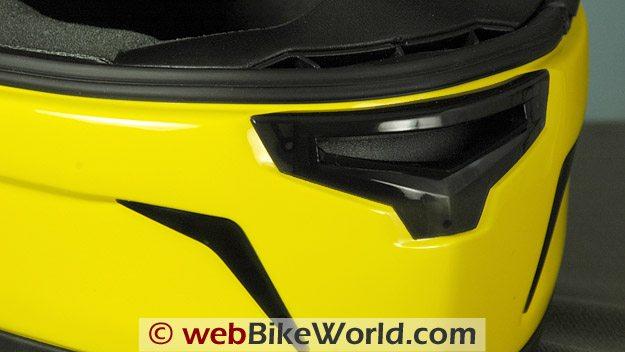 Nexx XR1R Helmet Chin Vent