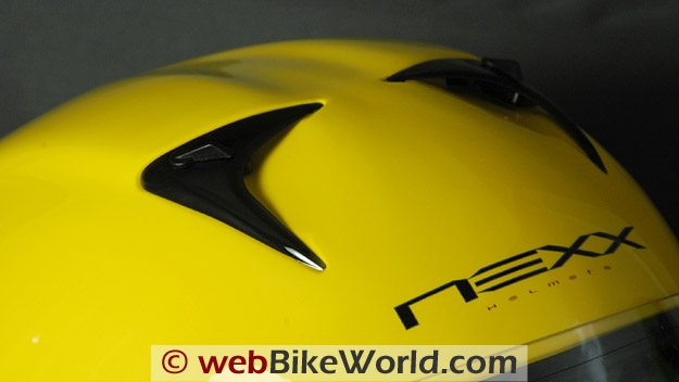 Nexx XR1R Helmet Top Vents