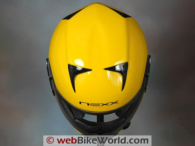 Top View of the Nexx XR1R Helmet