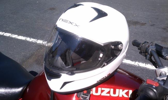 Nexx XR1R White