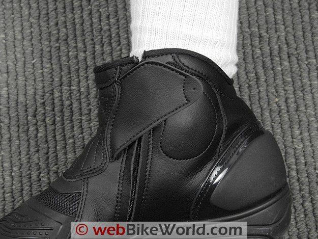Sidi Slash Boots - Ankle Close-up