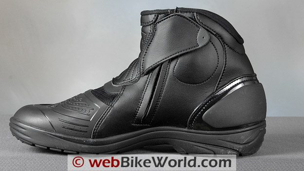 Sidi Slash Boots - Inside Ankle
