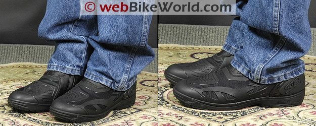 Sidi Slash Boots Go Nicely With Jeans