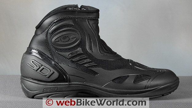 Sidi Slash Boots - Outside Ankle