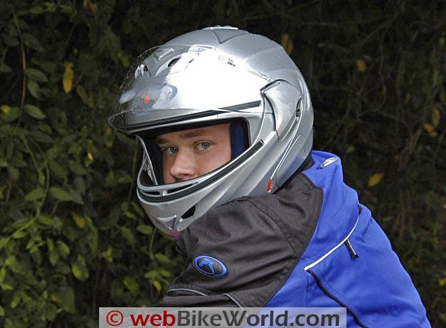 Suomy D20 Helmet