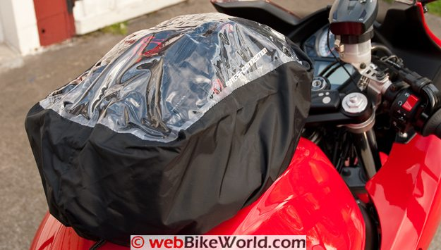 Bags-Connection Daypack Tank Bag Rain Cover