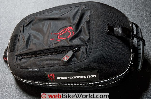 Bags-Connection Daypack II Top View