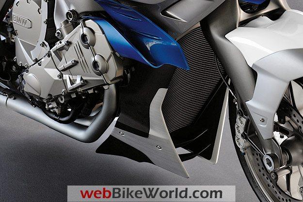 BMW Motorrad Concept 6 - Engine