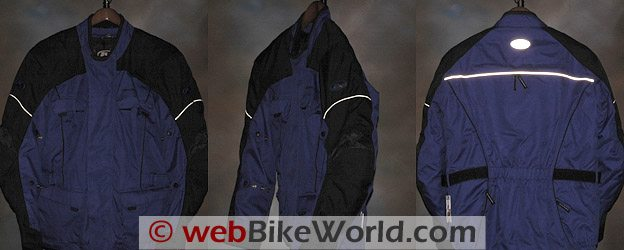 Fieldsheer Aqua Tour Jacket Reflectivity