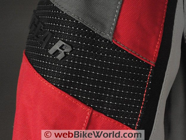 Firstgear Teton TPG Jacket - Details Close-up