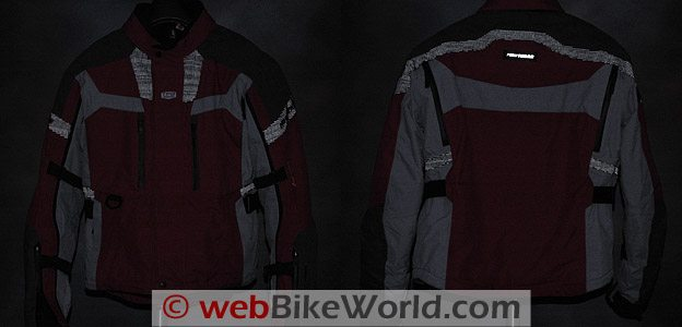 Firstgear Teton TPG Jacket - Reflectivity