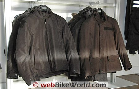2010 REV'IT! Bronx and Brighton jackets