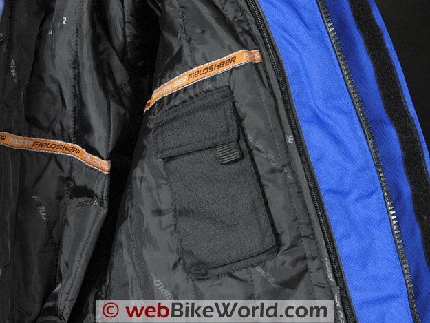 Fieldsheer Aqua Tour Jacket Liner