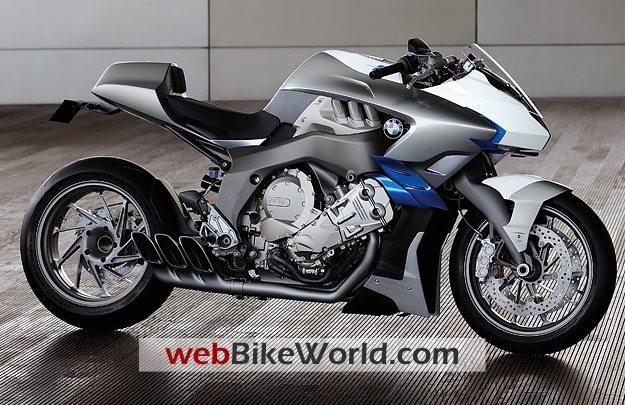 BMW Motorrad Concept 6 - webBikeWorld