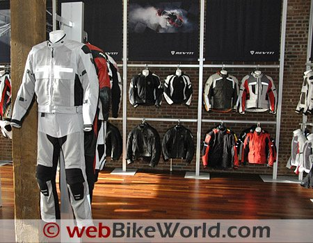 REV'IT! 2010 Motorcycle Clothing
