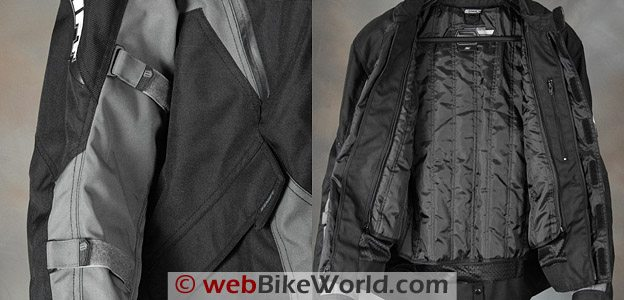 Shift Triton SS Waterproof Jacket - Sleeve and Liner