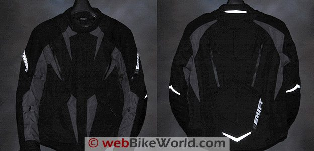 Shift Triton SS Waterproof Jacket - Reflectivity