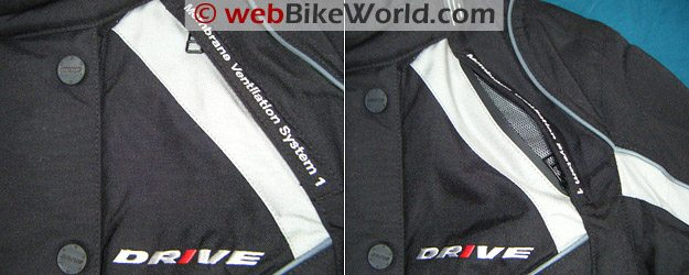 Polo Bahiro Jacket Front Vent