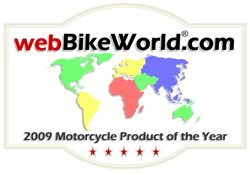 2009 Motorcycle Product of the Year