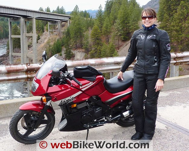 Scorpion Haley Pants - Rider and Motorcycle