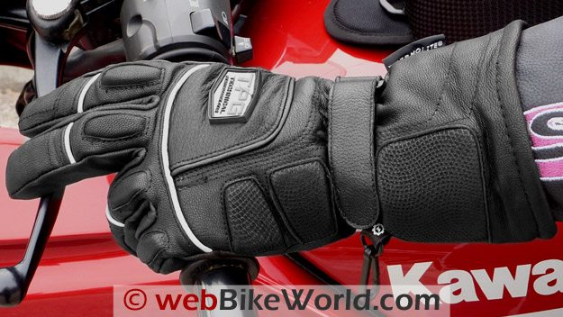 Side View of the Firstgear Glacier Women's Gloves