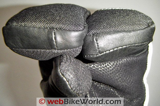 Hein Gericke Pathan Gloves - Fingertips