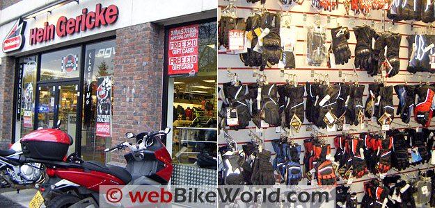 The Hein Gericke Store