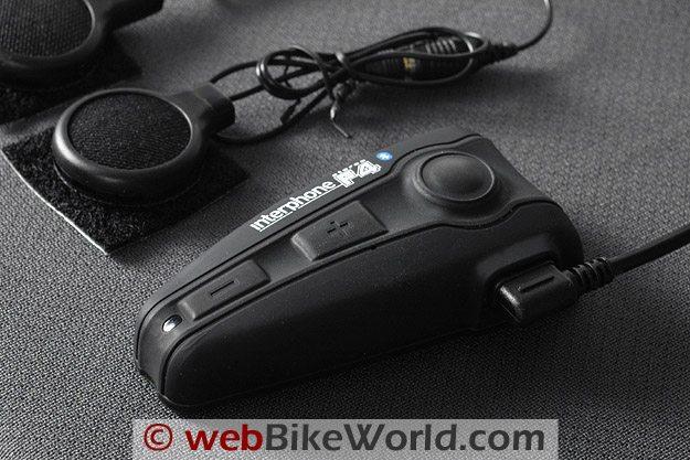 Interphone F4 Intercom Module and Speaker