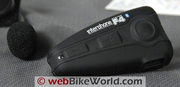 Interphone F4 Intercom Communications Module