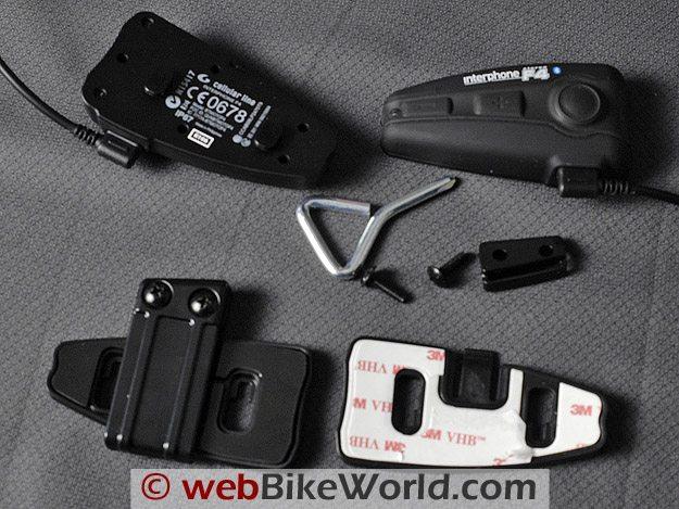 Interphone F4 Intercom Mounting Kit