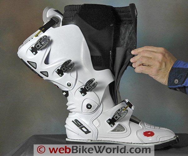 Sidi Crossfire Boots - Dual Flex System
