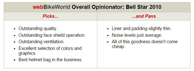 Bell Star Opinionator