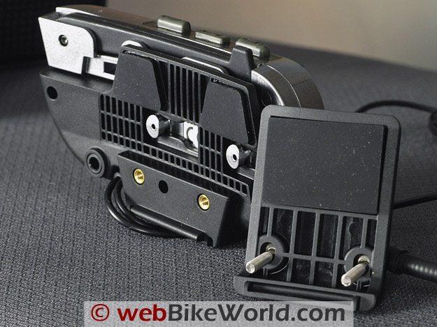 Scala Rider G4 Intercom - Helmet Mount