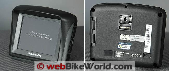 WorldNav 3500 GPS System