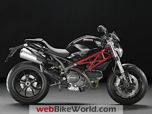 Ducati Monster 796 Black