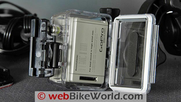 GoPro HD Camera - Waterproof Housing