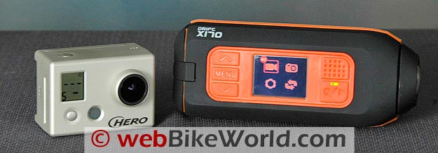 GoPro HD Compared to Drift X170 Cameras