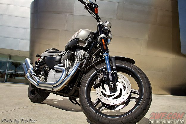 Harley-Davidson XR1200 Review - webBikeWorld